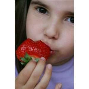 strawberry girl use 300x300 Got Kids?