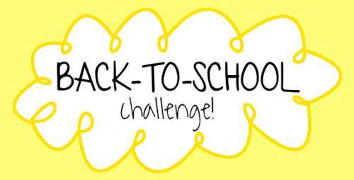 backtoschool Back To School Fitness Challenge